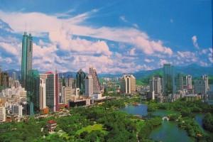 nueva oficina en Shenzhen