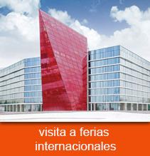 Visita a ferias internacionales