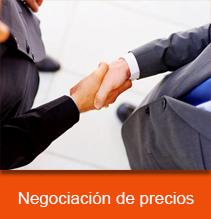 Negociacion de precios