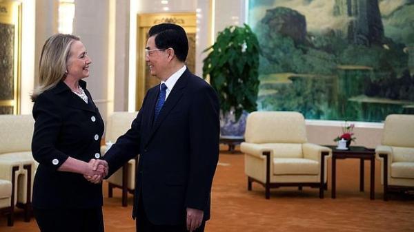 como saludar china