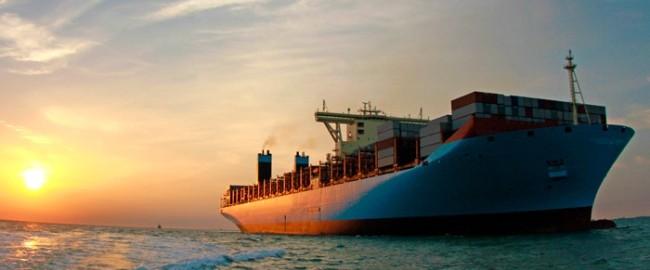 transporte maritimo