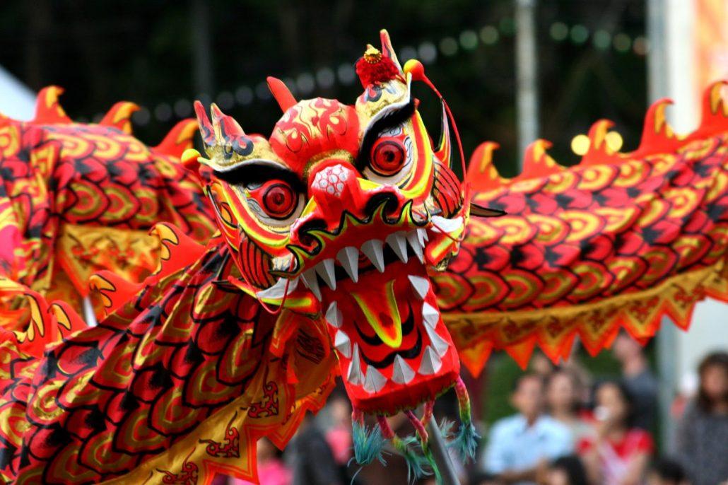 Repercusión año nuevo chino