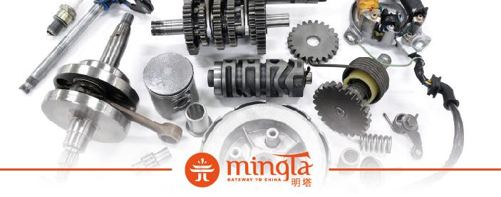 IMPORTAR MOTOPARTES DE CHINA