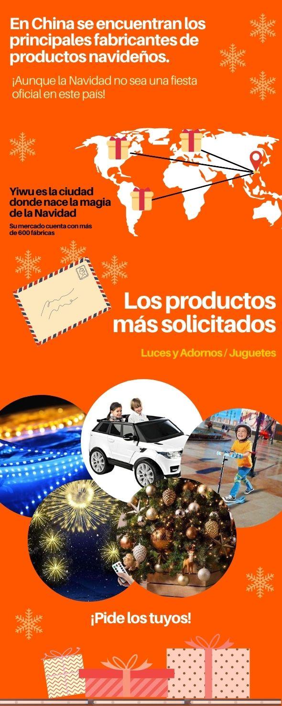 Productos de navidad - Mingta Group